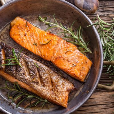 This Is the Wine You Should Be Serving With Salmon