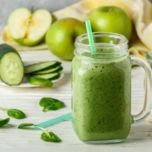 Apple-Cucumber Refresher