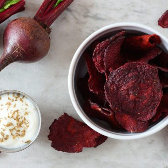 How to Make Crispy, Crunchy (and Nutritious!) Beet Chips