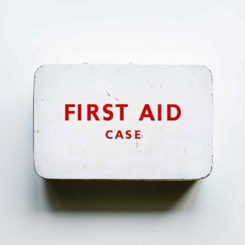 What a Nurse Keeps in Her First-Aid Kit at Home