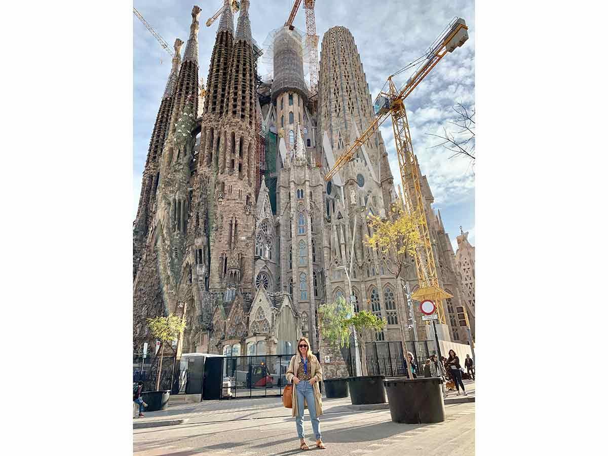 Gaudí's Sagrada Família