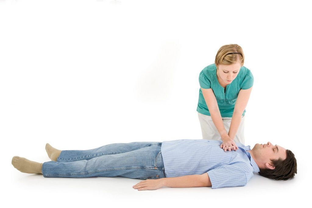 how to do CPR