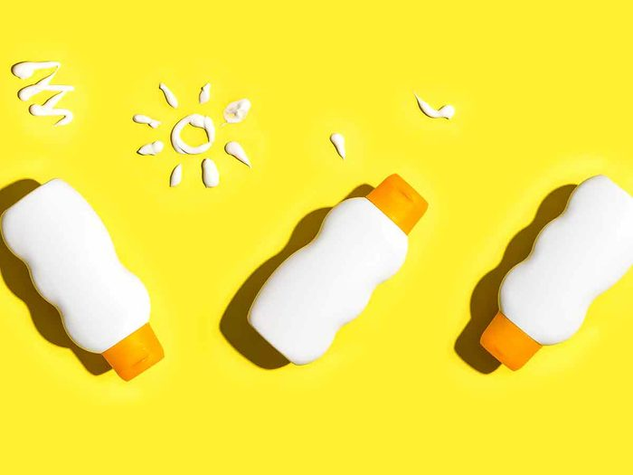 sunscreen options