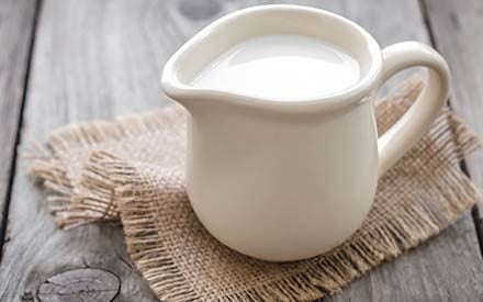 Milk Intolerant? Lactose Might Not Be the Problem