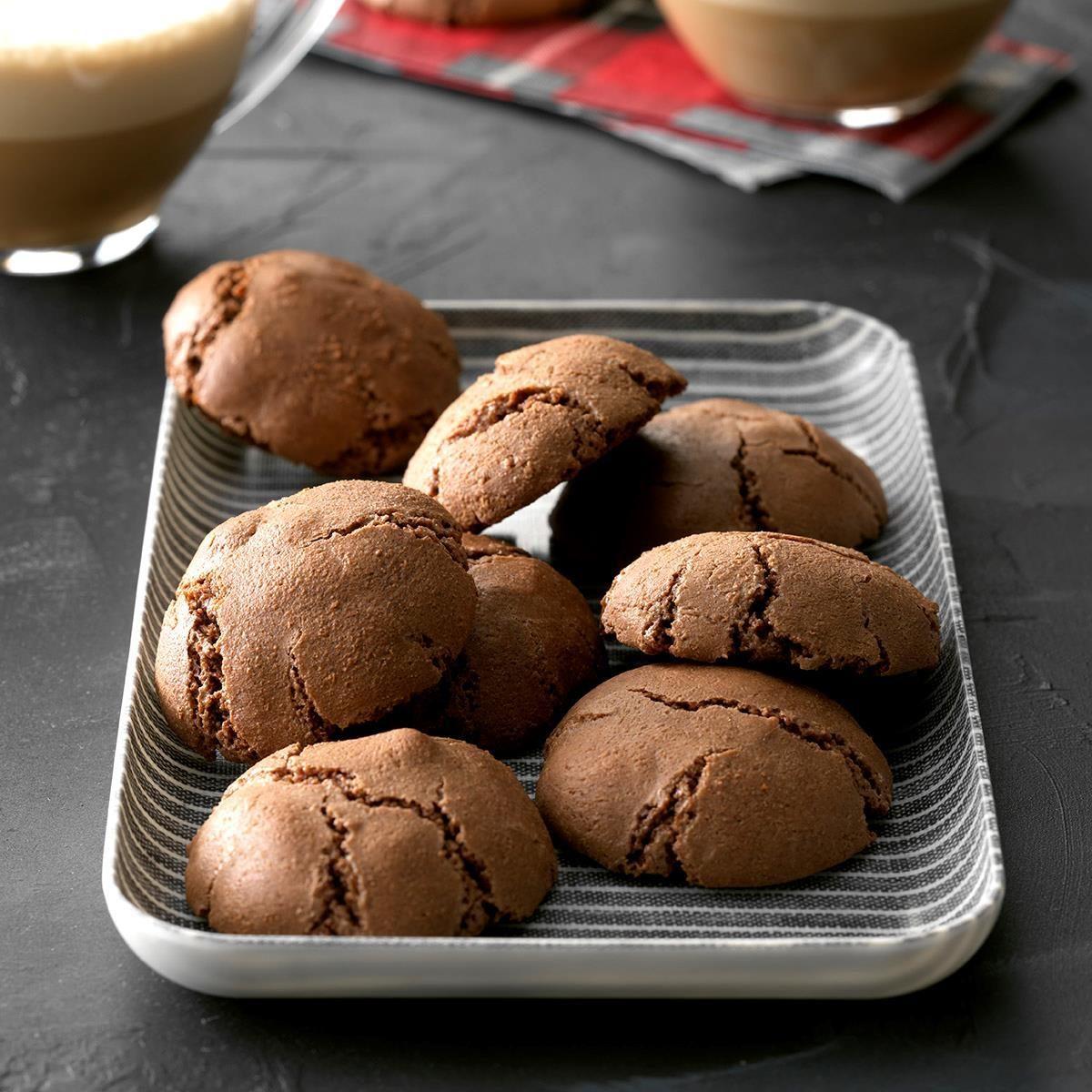 Chocolate Amaretti