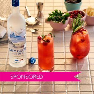Savour The Last Special Moments of Summer with Grey Goose
