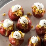 These Baked Baby Potatoes Are the Perfect Bite-Sized App