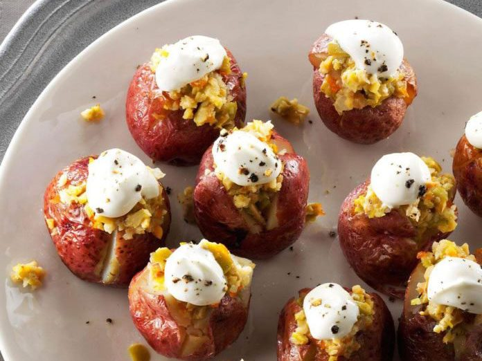 bake potato recipe