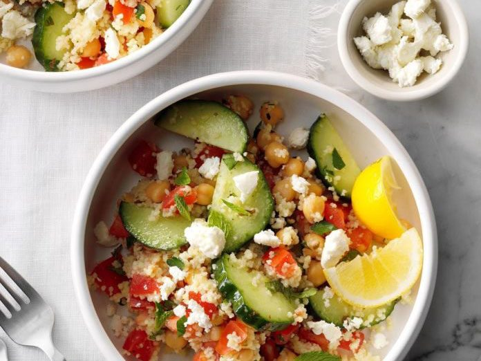 fridge-friendly recipes | tabbouleh salad
