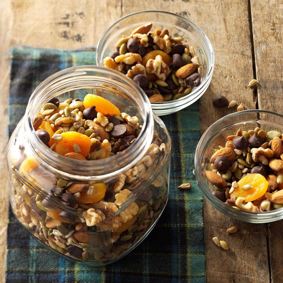 Nuts and Seeds Trail Mix