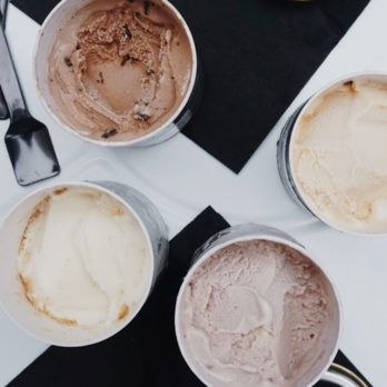 "Our Go-To ""Healthy"" Pints of Ice Creams"