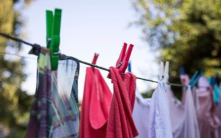 How to De-Stink Your Clothes—No Washing Required