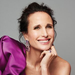 Andie MacDowell Reveals the Health Hack She Swears By