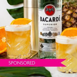 Make This: BACARDÍ's Perfect Punch