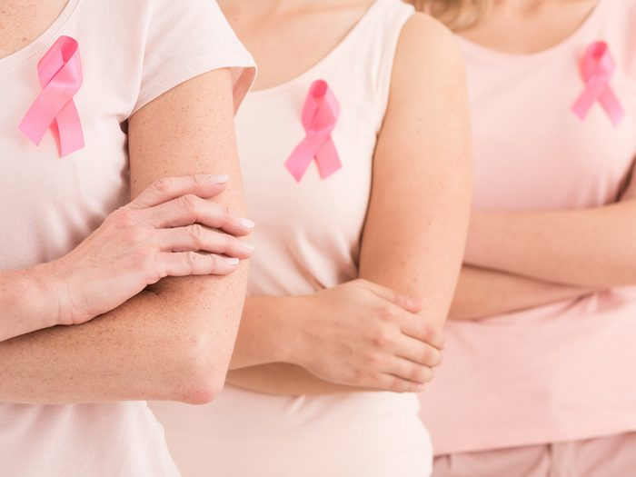 breast pain causes