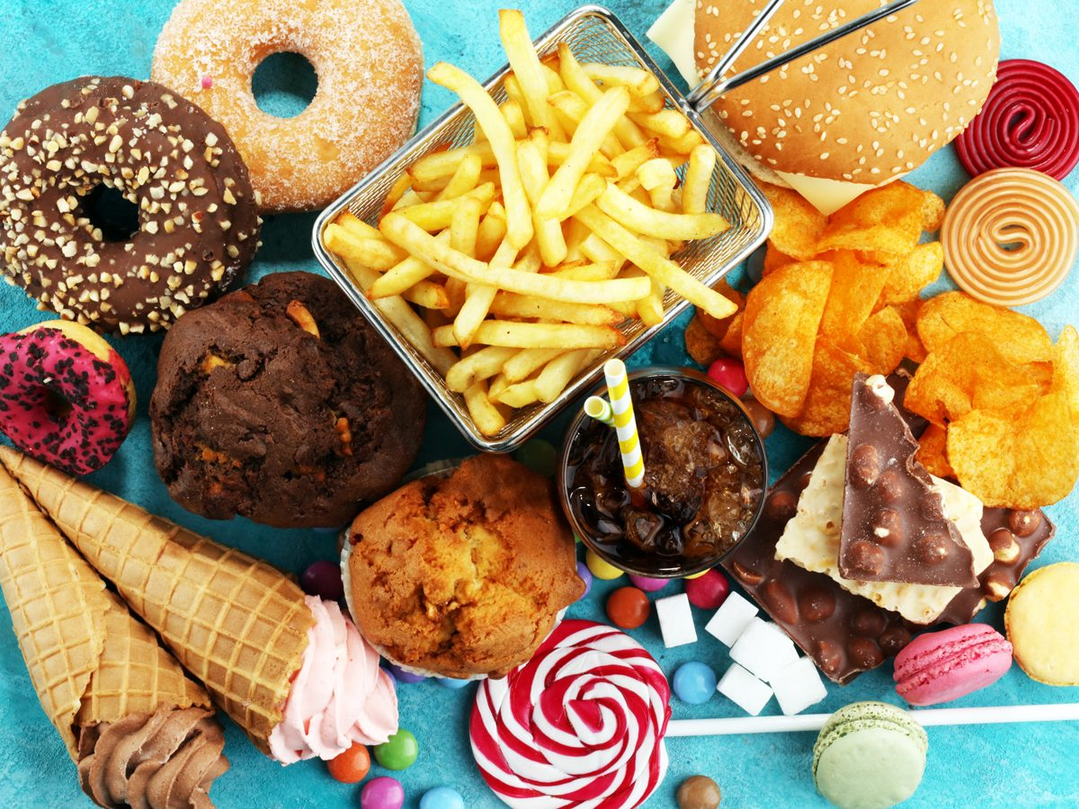 stop junk food cravings
