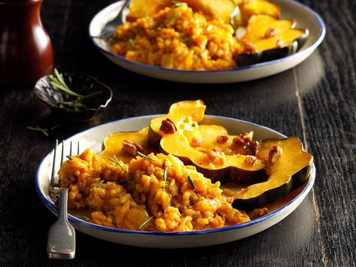 Curry-Spiced Pumpkin Risotto: The Perfect Fall Comfort Food