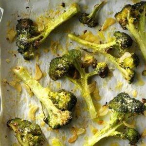 This Roasted Broccoli Takes Like Comfort Food