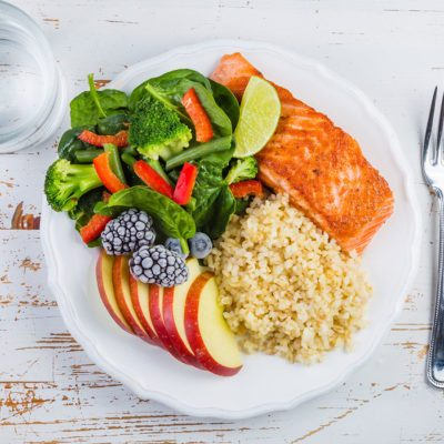 Here's What Healthy Food Portions Actually Look Like