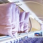 Are Airplane Blankets and Pillows OK to Use?