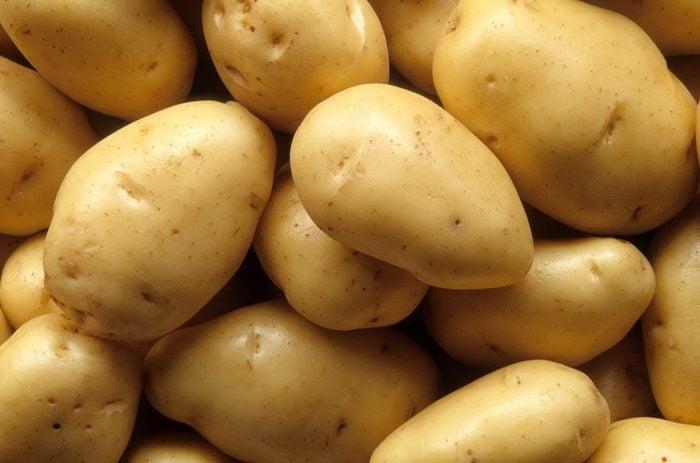 colourful foods | potatoes