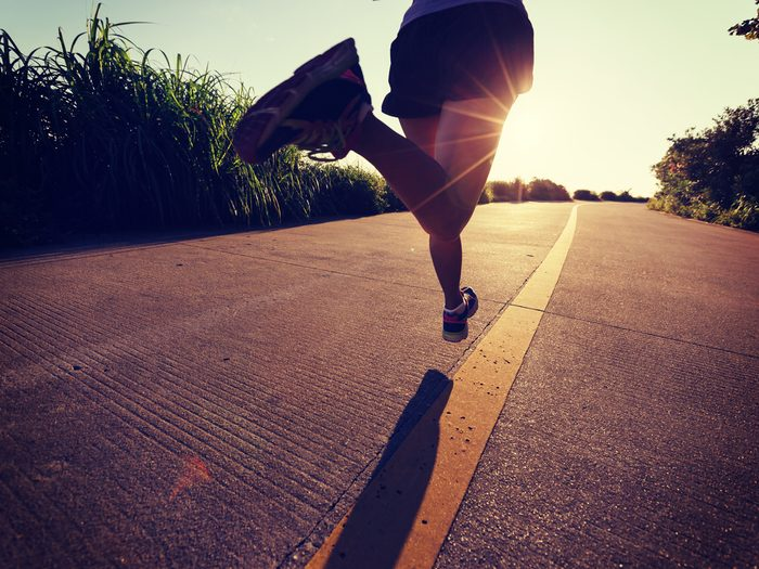 health benefits of carrots - running