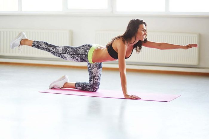 workout moves to make love handles disappear