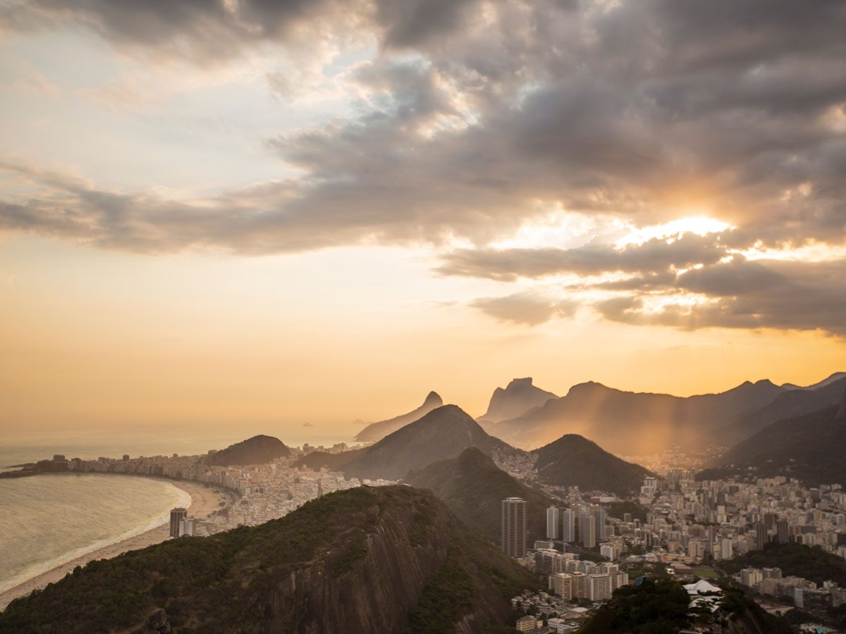 travel destinations for 2020 - Brazil