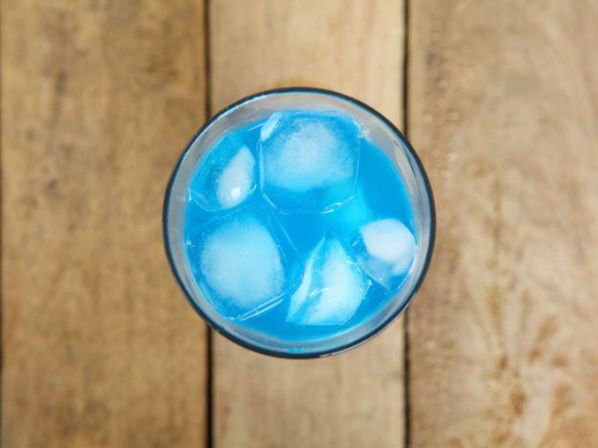 ADHD - blue drink