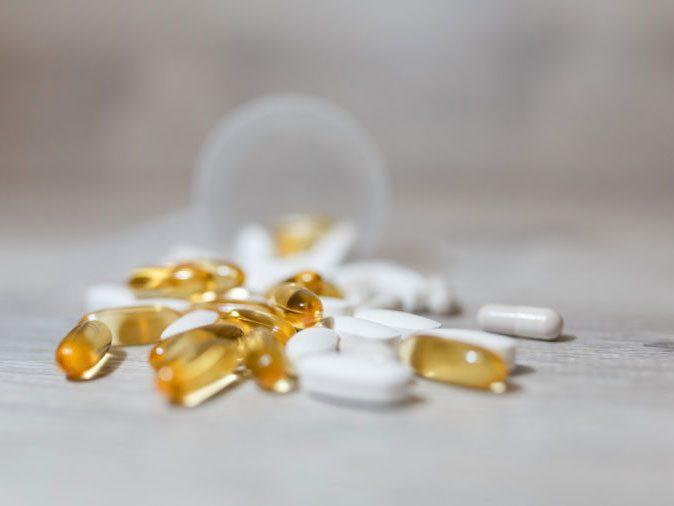 ADHD - pills