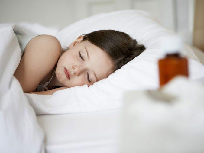 ADHD - kid sleeping