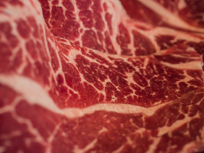 Atkins diet - beef