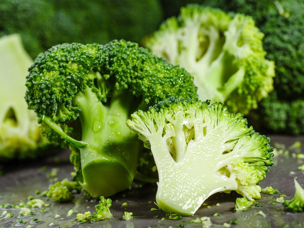 Atkins diet - broccoli