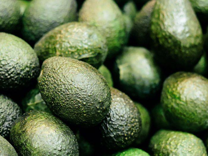 Atkins diet - avocado