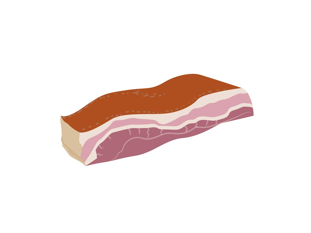 Best Meats to Eat - bacon