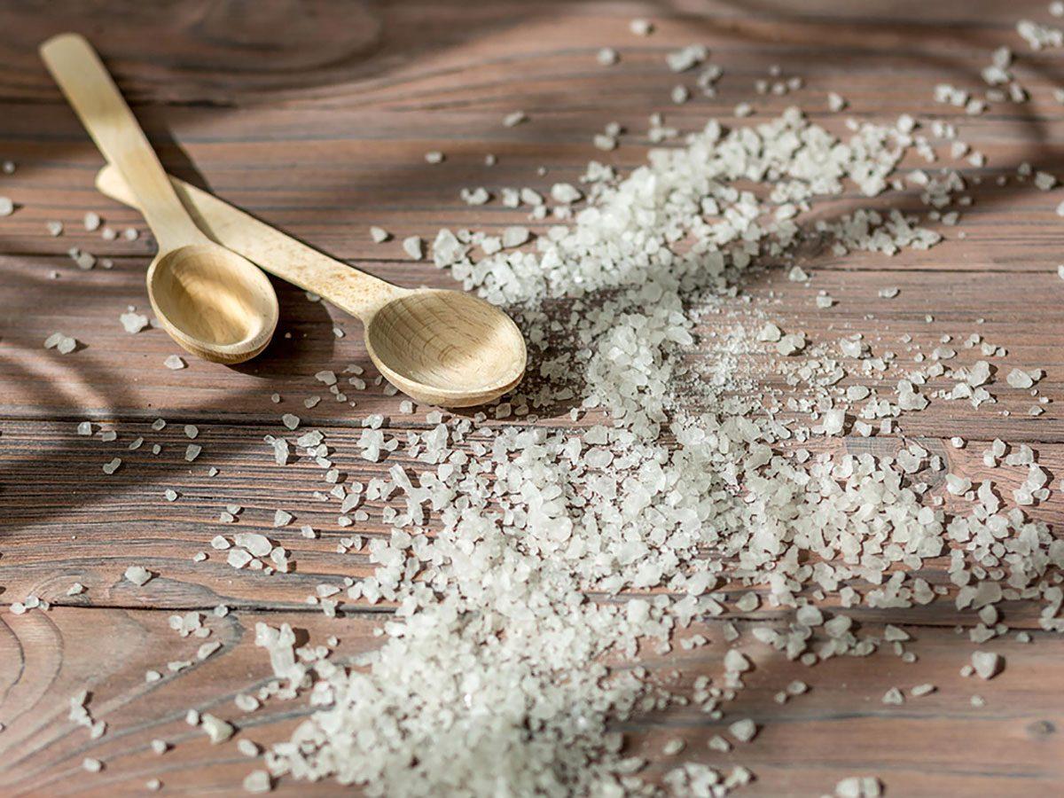 epsom salt bath - epsom salts