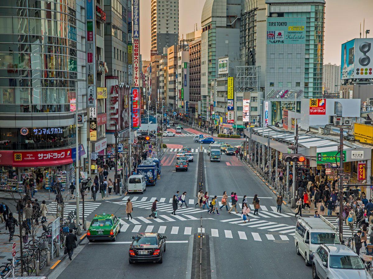 travel destinations for 2020 - Japan