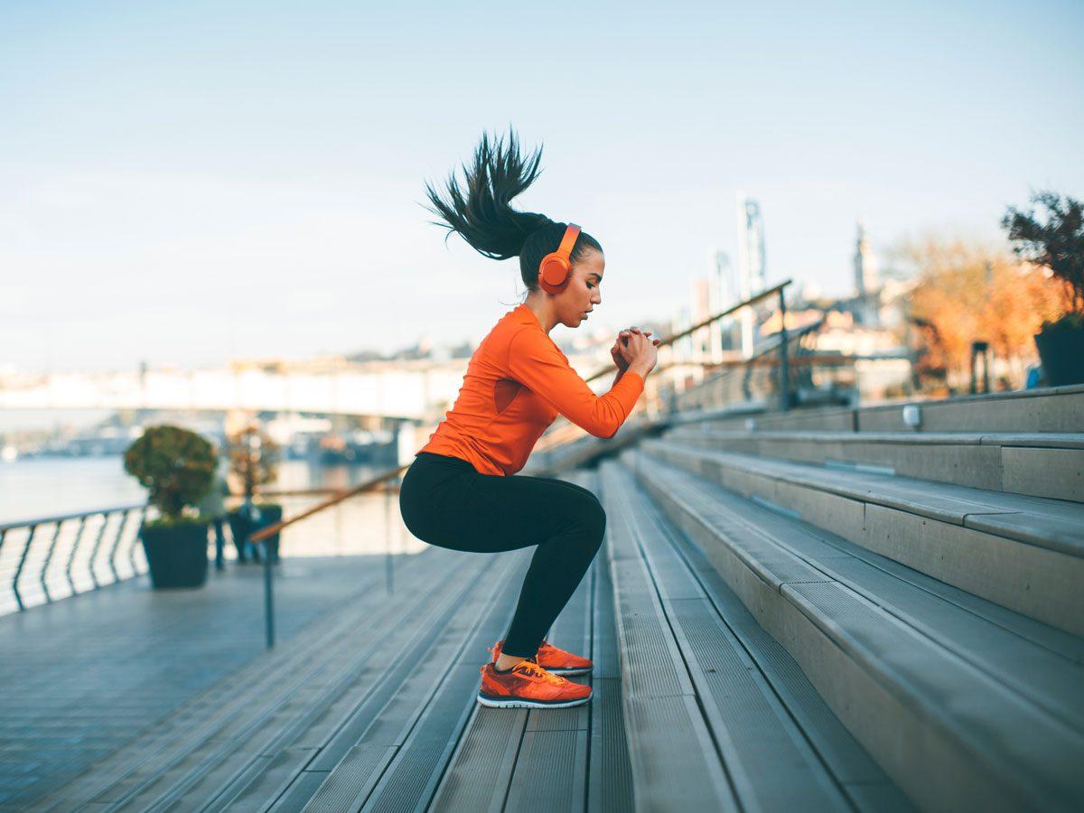 natural appetite suppressants - exercise