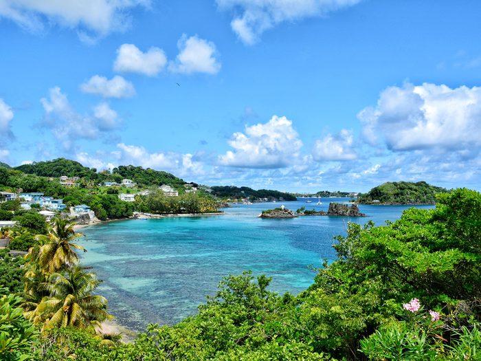travel destinations for 2020 - Saint Vincent