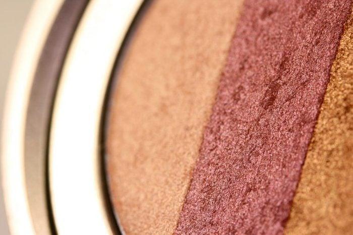 beauty tips when sick bronzer
