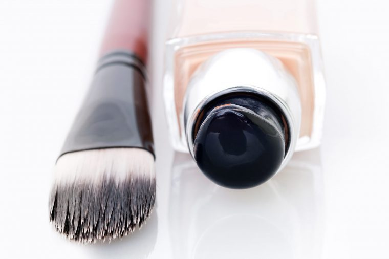 beauty tips when sick concealer for redness