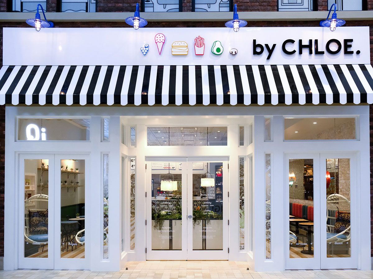 by Chloe Toronto yorkdale exterior