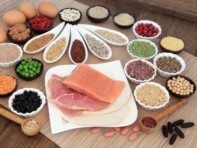 flu season - protein