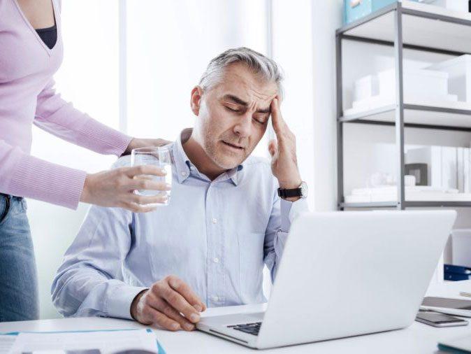 flu season - coworker