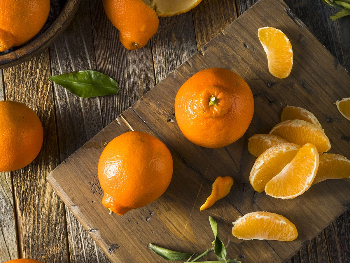 holiday eating binge clementines bowl
