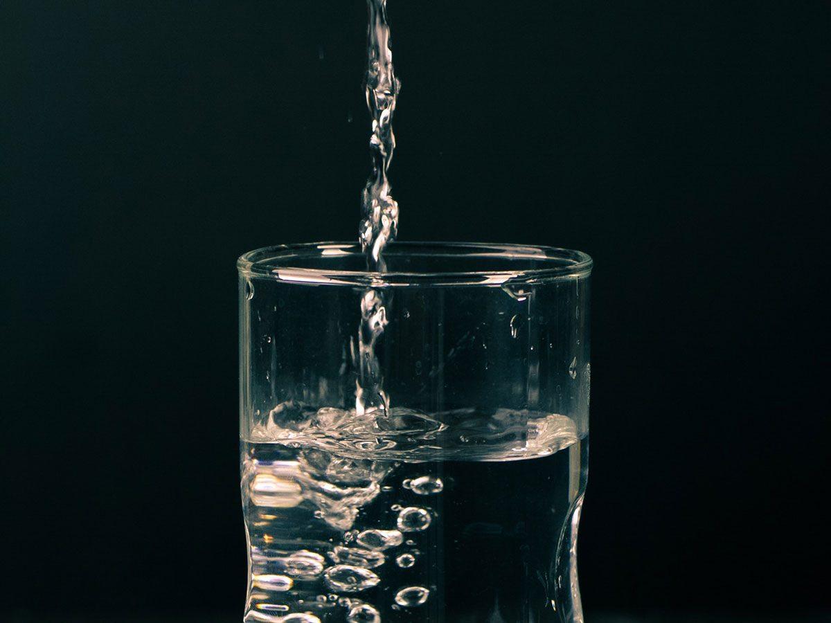 holiday eating binge water