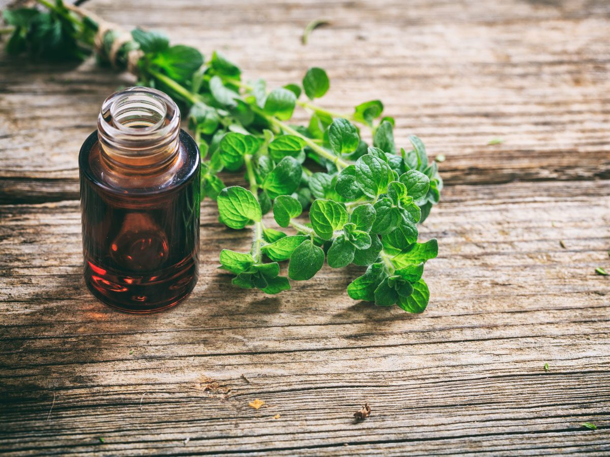 home remedies for yeast infections - oil