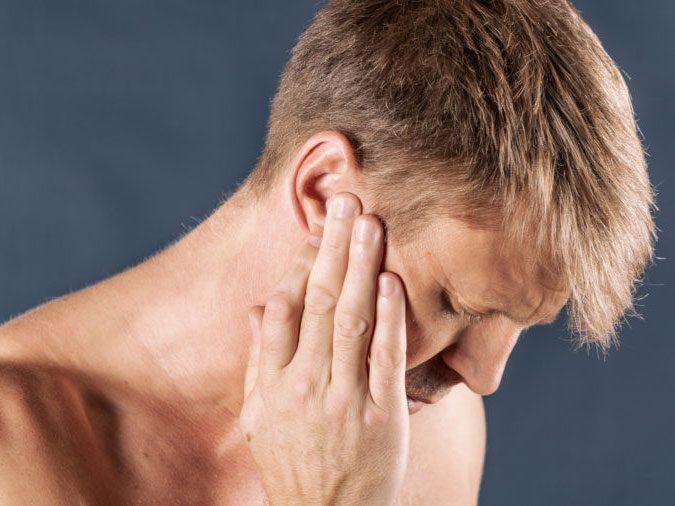 men domestic violence - man head down