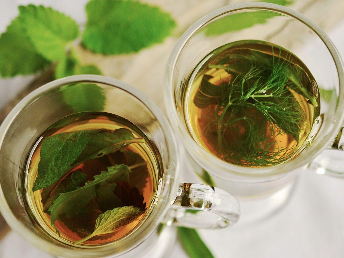 pantry power food green tea