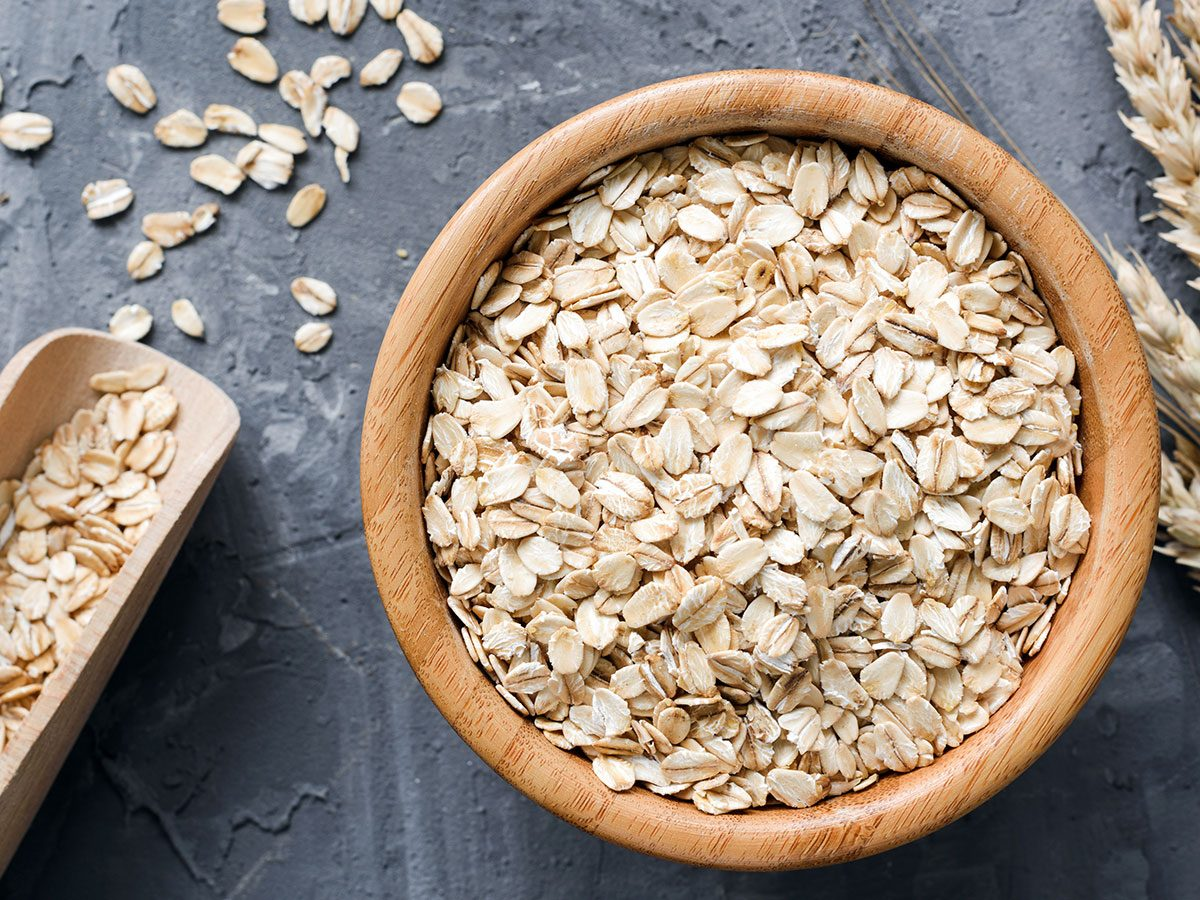 pantry power food oats